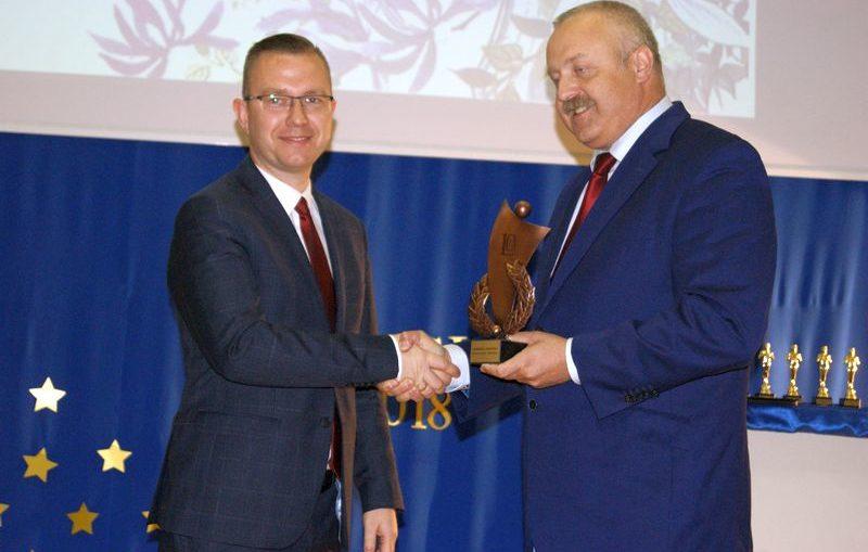 Krzysztof Kubów pierwszym Honorowym Absolwentem II LO w Lubinie
