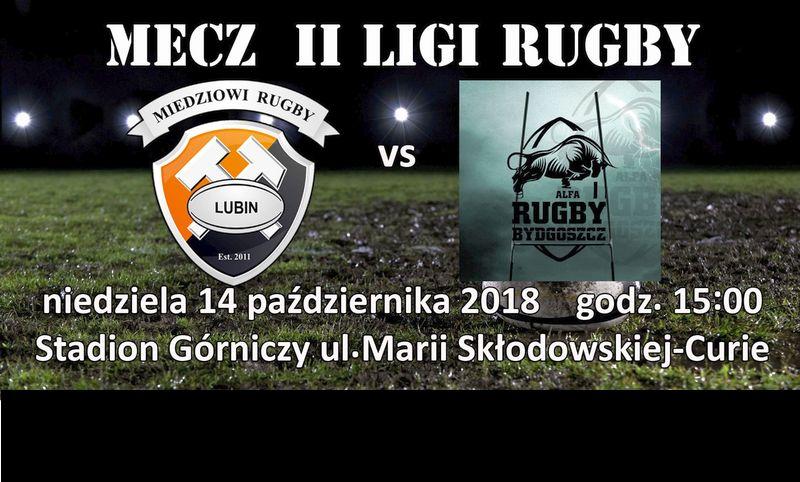 Miedziowi kontra Alfa Bydgoszcz