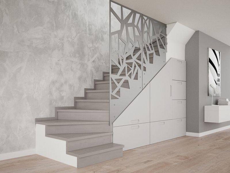 Jak zrobić schody drewniane na betonie