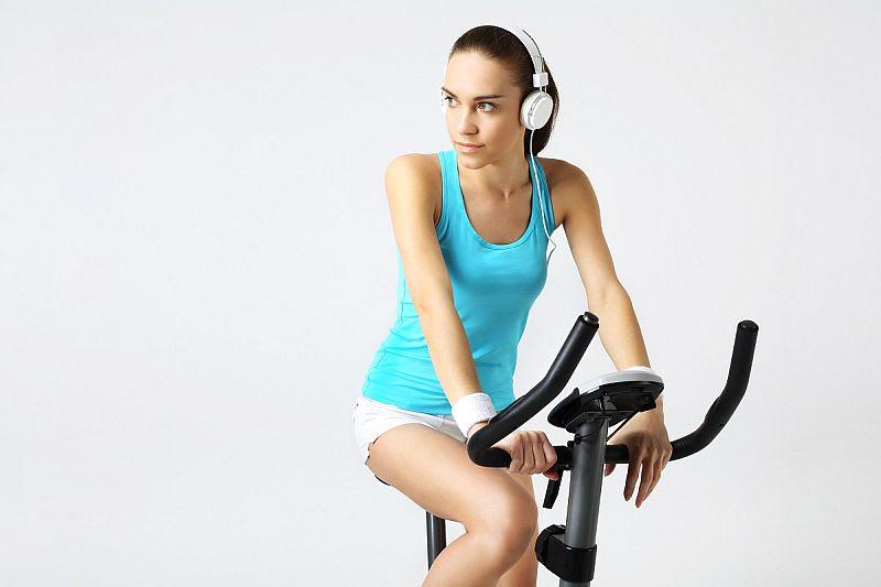 Czy można schudnąć na rowerku stacjonarnym?